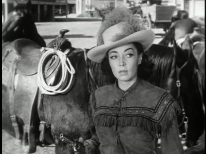 Marie Windsor in Stories of the Century (1954)