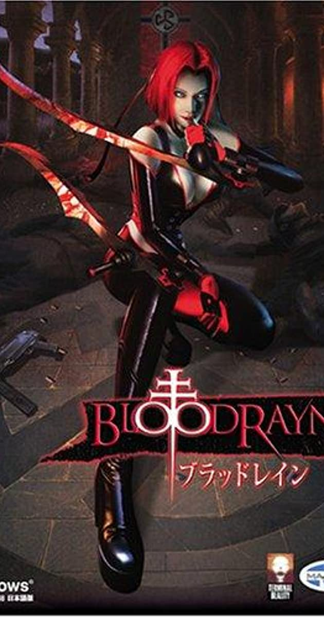 bloodrayne  video game 2002