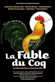La fable du coq Poster
