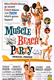 Muscle Beach Party (1964) 720p