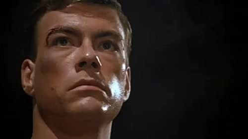"""""""Bloodsport"""" follows Frank Dux, an American martial artist serving in the military, who decides to leave the army to compete in a martial arts tournament in Hong Kong where fights to the death can occur."""