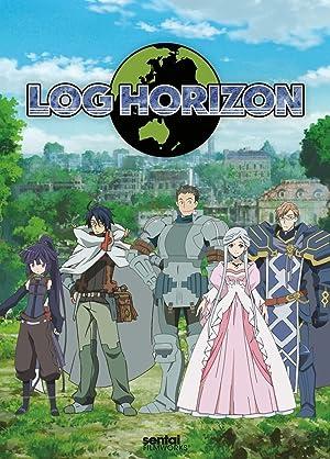 Where to stream Log Horizon