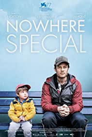Daniel Lamont and James Norton in Nowhere Special (2020)