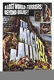 The Mighty Jungle Poster