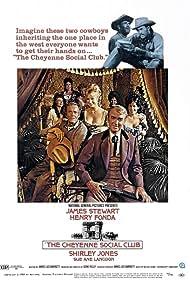 The Cheyenne Social Club (1970) Poster - Movie Forum, Cast, Reviews