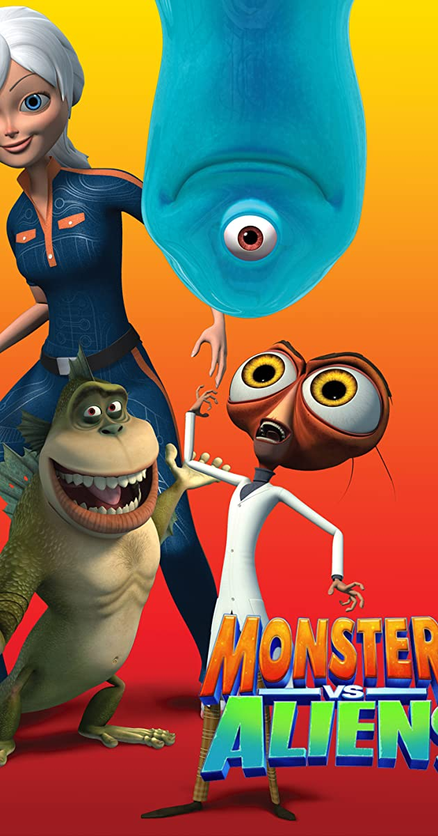 Monsters Vs Aliens Tv Series 2013 2014 Imdb