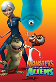 Primary photo for Monsters vs. Aliens