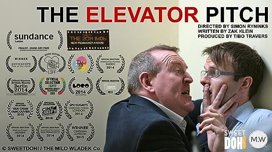 Up watch online movie The Elevator Pitch  [1920x1080] [480p] [360x640] by Zak Klein