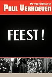 Feest! Poster