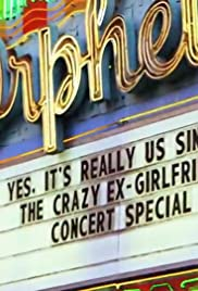 Yes, It's Really Us Singing: The Crazy Ex-Girlfriend Concert Special! Poster