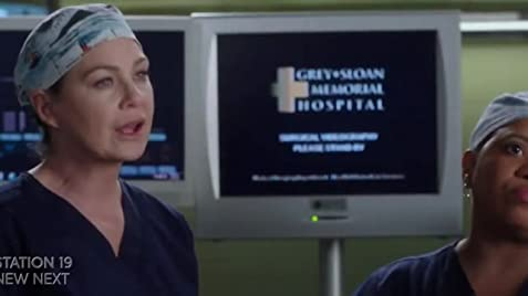 Grey S Anatomy Beautiful Dreamer Tv Episode 2018 Imdb