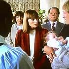 Treva Etienne, David Jason, Nicholas Lyndhurst, Tessa Peake-Jones, and Gwyneth Strong in Only Fools and Horses.... (1981)