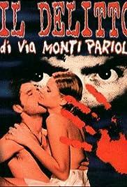 Il delitto di Via Monte Parioli Poster