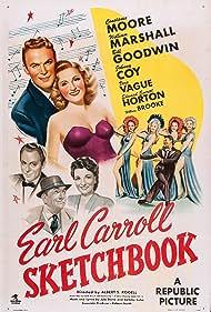 Edward Everett Horton, Barbara Jo Allen, Hillary Brooke, Johnny Coy, Bill Goodwin, William Marshall, and Constance Moore in Earl Carroll Sketchbook (1946)