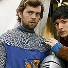 Alex Price and Colin Morgan in Merlin (2008)