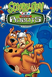 Scooby Doo & the Robots Poster