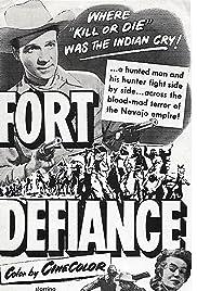 Fort Defiance(1951) Poster - Movie Forum, Cast, Reviews