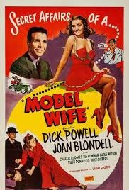 Model Wife(1941) Poster - Movie Forum, Cast, Reviews