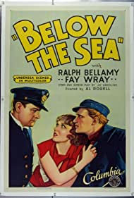 Ralph Bellamy, Frederik Vogeding, and Fay Wray in Below the Sea (1933)