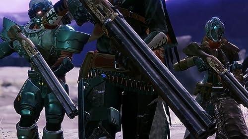 Destiny 2: Shadowkeep: The Fourth Horsemen Trailer