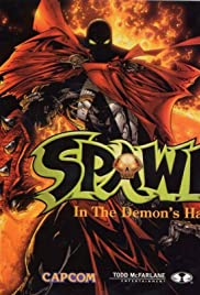 Spawn: In the Demon's Hand Poster