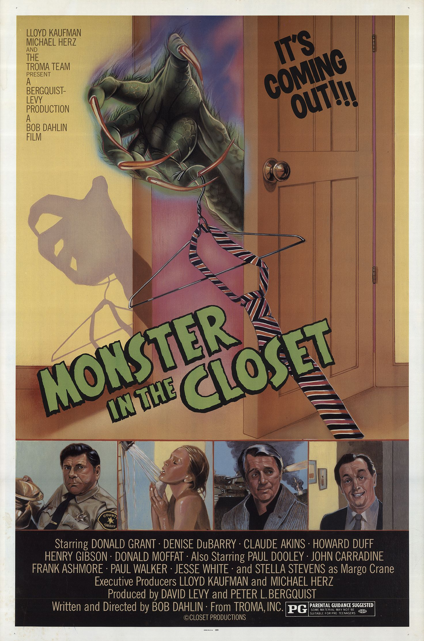 Monster In The Closet 1986 Imdb