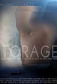 Charlie Ruxton, Pascal Scott, Frank Prendergast, James Browne, Maura Foley, Jon Whitty, Ruth Hayes, and Kieran O'Leary in Storage (2016)