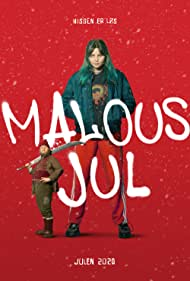 Lars Ranthe and Karla My Nordquist in Malous jul (2020)