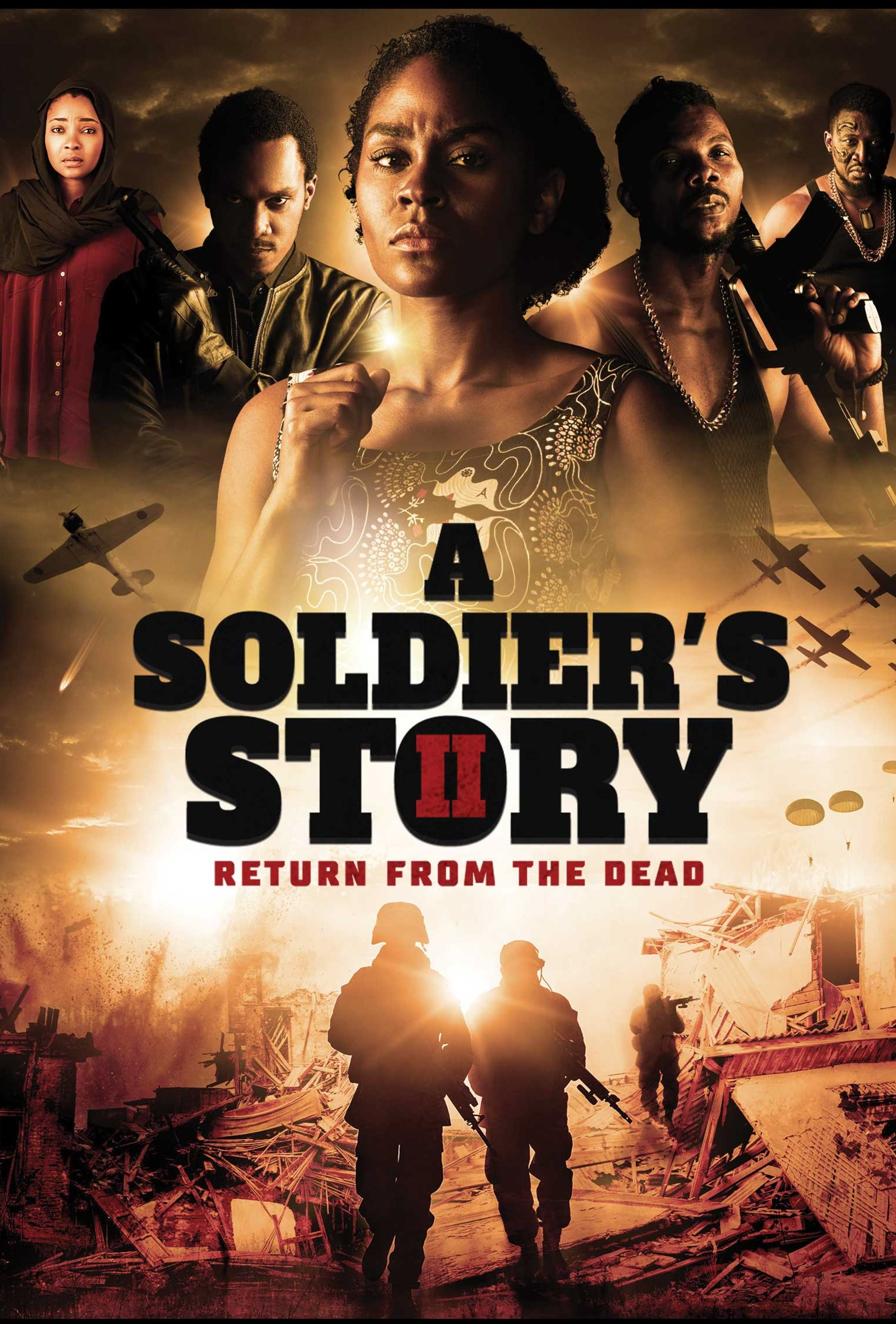 A Soldier's Story 2: Return from the Dead hd on soap2day