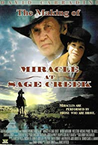 Primary photo for The Making of 'Miracle at Sage Creek'