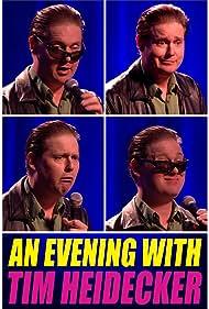 Tim Heidecker in An Evening with Tim Heidecker (2020)