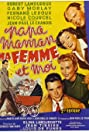 Papa, Mama, My Wife and Me (1955) Poster