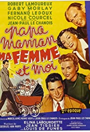 Papa, maman, ma femme et moi... Poster
