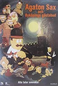 Agaton Sax och Byköpings gästabud (1976)
