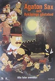 Agaton Sax och Byköpings gästabud Poster