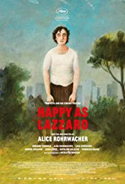 Happy as Lazzaro Poster