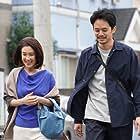 Sôsuke Ikematsu and Mariko Tsutsui in Yokogao (2019)