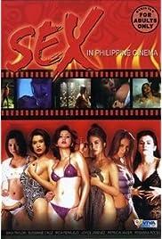 Sex in Philippine Cinema