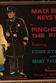 Pinched in the Finish Poster