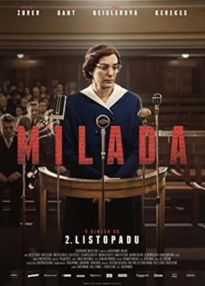 Movie Milada (2017)