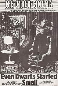 Auch Zwerge haben klein angefangen (1971) Poster - Movie Forum, Cast, Reviews