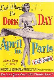 April in Paris (1953) Poster - Movie Forum, Cast, Reviews