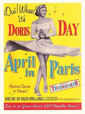 Where to stream April in Paris