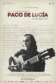 Paco de Lucía: A Journey Poster