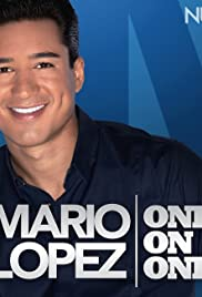 Mario Lopez: One on One Poster