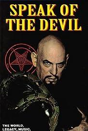 Speak of the Devil Poster