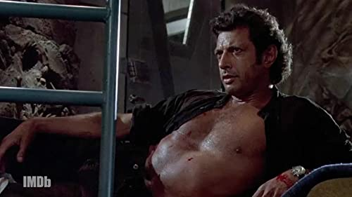 Who Vied for Jeff Goldblum's 'Jurassic Park' Role?