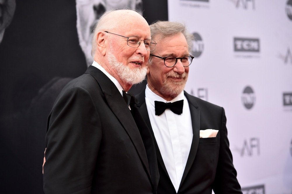 Steven Spielberg and John Williams in AFI Life Achievement Award: A Tribute to John Williams (2016)