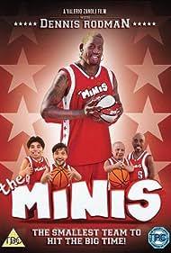 Dennis Rodman, Gabriel Pimentel, and Joe Gnoffo in The Minis (2007)