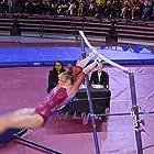 JJ Arends as gymnastics Judge 1